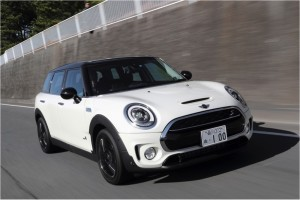 【紹介/試走】BMW MINI COOPER-S CULBMAN ALL4