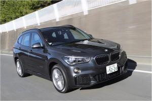 【紹介/試走】BMW X1 xDrive 18d M Sport